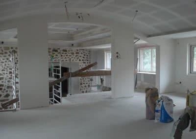 Rénovation d'habitation vers Montbrison (Loire 42)