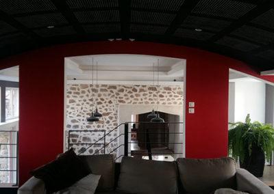 Rénovation d'habitation à Montbrison (loire 42)